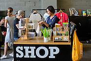 High Line Shop & Information Cart