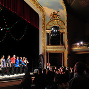 The Leahy Family performs their Family Christmas show at The Music Hall in Portsmouth, NH