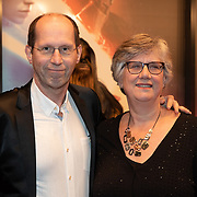 NLD/Amsterdam/20191218 - Premiere van Star Wars: The Rise of Skywalker, Peter Romer en partner