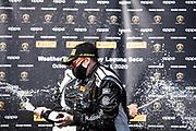 October 30-Nov 1, 2020. Race 2, Lamborghini Super Trofeo, Weathertech Raceway Laguna Seca:  87 Sydney McKee, Prestige Performance, Lamborghini Paramus, Lamborghini Huracan Super Trofeo EVO
