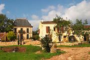 Domaine Borie la Vitarèle Causses et Veyran St Chinian. Languedoc. The main building. France. Europe.