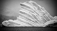 Stunning glacial landscapes of Antarctica.