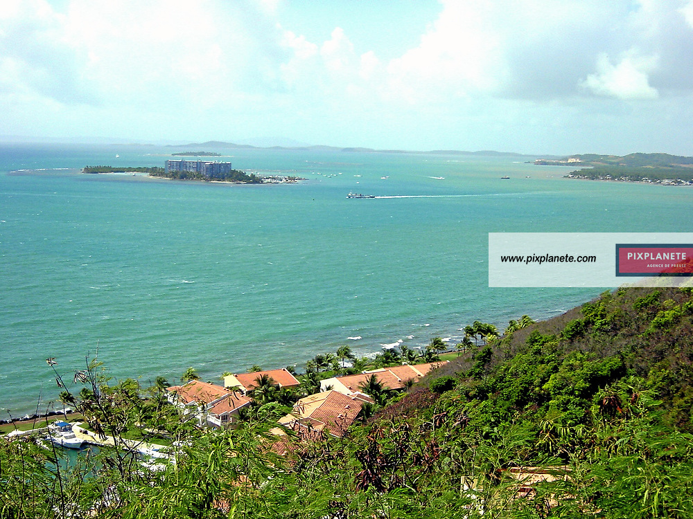 Sujet tourisme - Caraïbe - île de Porto Rico - Island - Août 2006 - JSB / PixPlanete