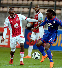 Cape Town Ajax v Supersport United - 28 Feb 2018