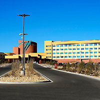 010813  Adron Gardner/Independent<br /> <br /> Twin Arrows Navajo Casino file photo