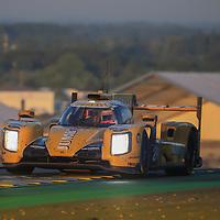 #29  Racing Team Nederland, Dallara P217-Gibson, driven by: Jan Lammers, Frits Van Eerd, Rubens Barrichello, 24 Heures Du Mans 85th Edition, 18/06/2017,