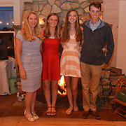 GEORGETOWN, Maine - 9/29/17 -- Rehearsal Dinner for Jim and Lori at 3 Seaside. Photo by Roger S. Duncan.