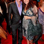 NLD/Den Haag/20110406 - Premiere Alle Tijden, Jessica Mendels en Ewout Genemans
