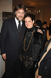 The EARL & COUNTESS OF ALBEMARLE at a party hosted by Allegra Hicks to launch Lapo Elkann's fashion range in London held at Allegra Hicks, 28 Cadogan Place, London on 14th November 2007.<br /><br />NON EXCLUSIVE - WORLD RIGHTS
