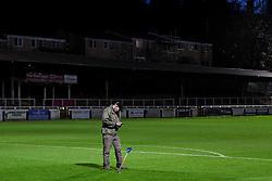 A general view of Twerton Park  prior to kick off - Mandatory by-line: Ryan Hiscott/JMP - 14/11/2020 - FOOTBALL - Twerton Park - Bath, England - Bristol City Women v Tottenham Hotspur Women - Barclays FA Women's Super League