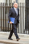 © Licensed to London News Pictures. 08/07/2014. Westminster, UK Iain Duncan Smith, Conservative MP, Secretary of State for Work and Pensions,  arriving on Downing Street today 8th July 2014 for the weekly cabinet meeting. Photo credit : Stephen Simpson/LNP