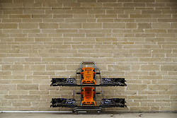 October 18, 2018 - Austin, United States - McLaren Renault MCL33, front wings during the 2018 Formula One World Championship, United States of America Grand Prix from october 18 to 21 in Austin, Texas, USA -  /   Motorsports: FIA Formula One World Championship; 2018; Grand Prix; United States, FORMULA 1 PIRELLI 2018 UNITED S GRAND PRIX , Circuit of The Americas  (Credit Image: © Hoch Zwei via ZUMA Wire)