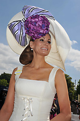 ISABELL KRISTENSEN at day 1 of the 2011 Royal Ascot Racing festival at Ascot Racecourse, Ascot, Berkshire on 14th June 2011.