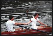 Henley, Great Britain, Congratulations,  1988 Henley Royal Regatta, Henley Reach, River Thames, Annual Event. [Mandatory credit: Peter Spurrier/Intersport Images]