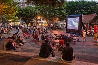 Outdoor Movie @ Hing Hay Park