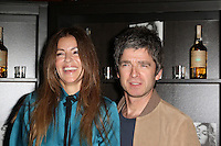 Sara MacDonald, Noel Gallagher, Cindy Crawford  'Becoming' book & Casamigos Tequila - launch party, The Beaumont Hotel, London UK, 01 October 2015, Photo by Richard Goldschmidt