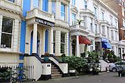 Victorian Terraces in Shepherd's Bush, West London