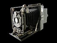 Zeiss Contessa Nettel folding roll film camera