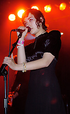Ladytron 7th June 2005
