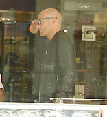 Exclusive - Eastenders star Jake Wood buys new glasses
