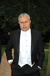 ALEXANDER LEBEDEV at the Raisa Gorbachev Foundation fourth annual fundraising gala dinner held at Stud House, Hampton Court, Surrey on 6th June 2009.
