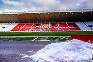 Stadium shot during the EFL Sky Bet League 1 match between Sunderland and AFC Wimbledon at the Stadium Of Light, Sunderland, England on 2 February 2019.