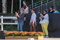 Van Baalen Coby, NED<br /> Nederlands Kampioenschap dressuur<br /> Ermelo 2020<br /> © Hippo Foto - Sharon Vandeput<br /> 20/09/2020