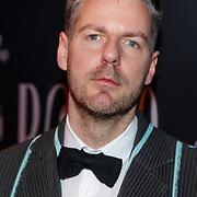NLD/Amsterdam/20181206 - JFK Beste Geklede Man 2018, Freddy Tratlehner
