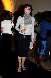 Model MARIE HELVIN<br /><br />at a party to celebrate the 10th anniversary of Jo Malone the perfumer held at The Banquetting House, Whitehall, London on 21st October 2004.<br /><br /><br /><br />NON EXCLUSIVE - WORLD RIGHTS