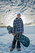 Austin Higgins Senior Portrait