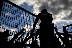 July 27, 2017 - Budapest, Hungary - Motorsports: FIA Formula One World Championship 2017, Grand Prix of Hungary, ..#44 Lewis Hamilton (GBR, Mercedes AMG Petronas F1 Team) (Credit Image: © Hoch Zwei via ZUMA Wire)
