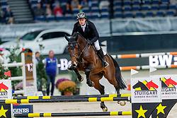 Greve Willem, NED, Grandorado TN<br /> Stuttgart - German Masters 2019<br /> © Hippo Foto - Stefan Lafrentz<br /> 14/11/2019