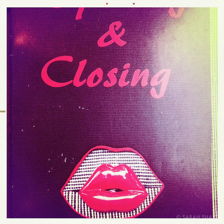 & Closing