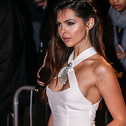 London,England,UK. 21th Fen 2017.  Doina Ciobana attends London Fabulous Fund Fair hosted by Natalia Vodianova and Karlie Kloss in support of The Naked Heart Foundation on February 21, 2017 at The Roundhouse in London, England.,UK. by See Li
