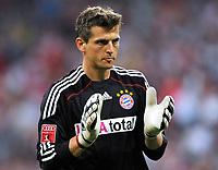 Fotball<br /> Foto: Witters/Digitalsport<br /> NORWAY ONLY<br /> <br /> 29.07.2009<br /> <br /> Torwart Hans-Jörg Butt Bayern<br /> <br /> Fussball Audi Cup FC Bayern München - AC Milan