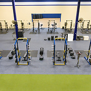 Calvary Christian Academy Weight Room