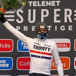 13-12-2020: Wielrennen: Veldrijden Telenet Superprestige: Gavere<br /> Tomas Pidkock