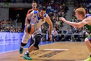 DESCRIZIONE : Eurolega Euroleague 2015/16 Group D Unicaja Malaga - Dinamo Banco di Sardegna Sassari<br /> GIOCATORE : Rok Stipcevic<br /> CATEGORIA : Palleggio Penetrazione<br /> SQUADRA : Dinamo Banco di Sardegna Sassari<br /> EVENTO : Eurolega Euroleague 2015/2016<br /> GARA : Unicaja Malaga - Dinamo Banco di Sardegna Sassari<br /> DATA : 06/11/2015<br /> SPORT : Pallacanestro <br /> AUTORE : Agenzia Ciamillo-Castoria/L.Canu