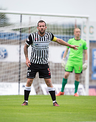 Elgin City's Jamie Duff. <br /> East Fife 2 v 1 Elgin City, Ladbrokes Scottish Football League Division Two game played 22/8/2015 at East Fife's home ground, Bayview Stadium.