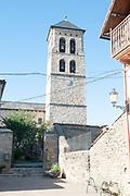 The Church of Senegüé (Senegue), Huesca, Spain