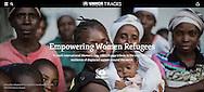 UNHCR Tracks, Match 7 2016<br /> http://tracks.unhcr.org/2016/03/empowering-women-refugees/