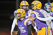 Wooster at Avon varsity football on November 8, 2019. Image © David Richard and may not be copied, posted, published or printed without permission.