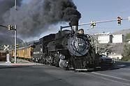 THG02 Durango & Silverton NG RR – 1991-2003