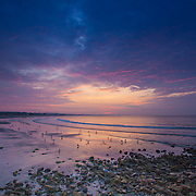 Today's  Summer Sunrise  at Narragansett Town Beach, Narragansett, RI,  June  26, 2013.
