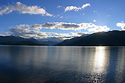 Lake Te Anau, South Island, New Zealand