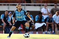 Fotball<br /> Frankrike<br /> Foto: Dppi/Digitalsport<br /> NORWAY ONLY<br /> <br /> FOOTBALL - FRIENDLY GAMES 2008/2009 - FC NANTES v OLYMPIQUE MARSEILLE - 09/07/2008 - BOUDEWIJN ZENDEN (OM)
