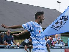 23 Aug 2015 FC Helsingør - Skive IK