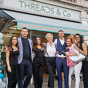 Threads & Co - concept store launch party