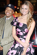 Russell Simmons and Jill Henderson at The Life Project for Africa Benefit for the NJIA Health Center in Tanzania, Africa and held at Ben and Jack's Restaurant on November 10, 2009 in New York City