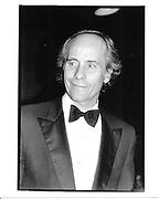 Richard Ford. Literary Partners benefit. Lincoln Center. 29 April 1996. © Copyright Photograph by Dafydd Jones 66 Stockwell Park Rd. London SW9 0DA Tel 020 7733 0108 www.dafjones.com